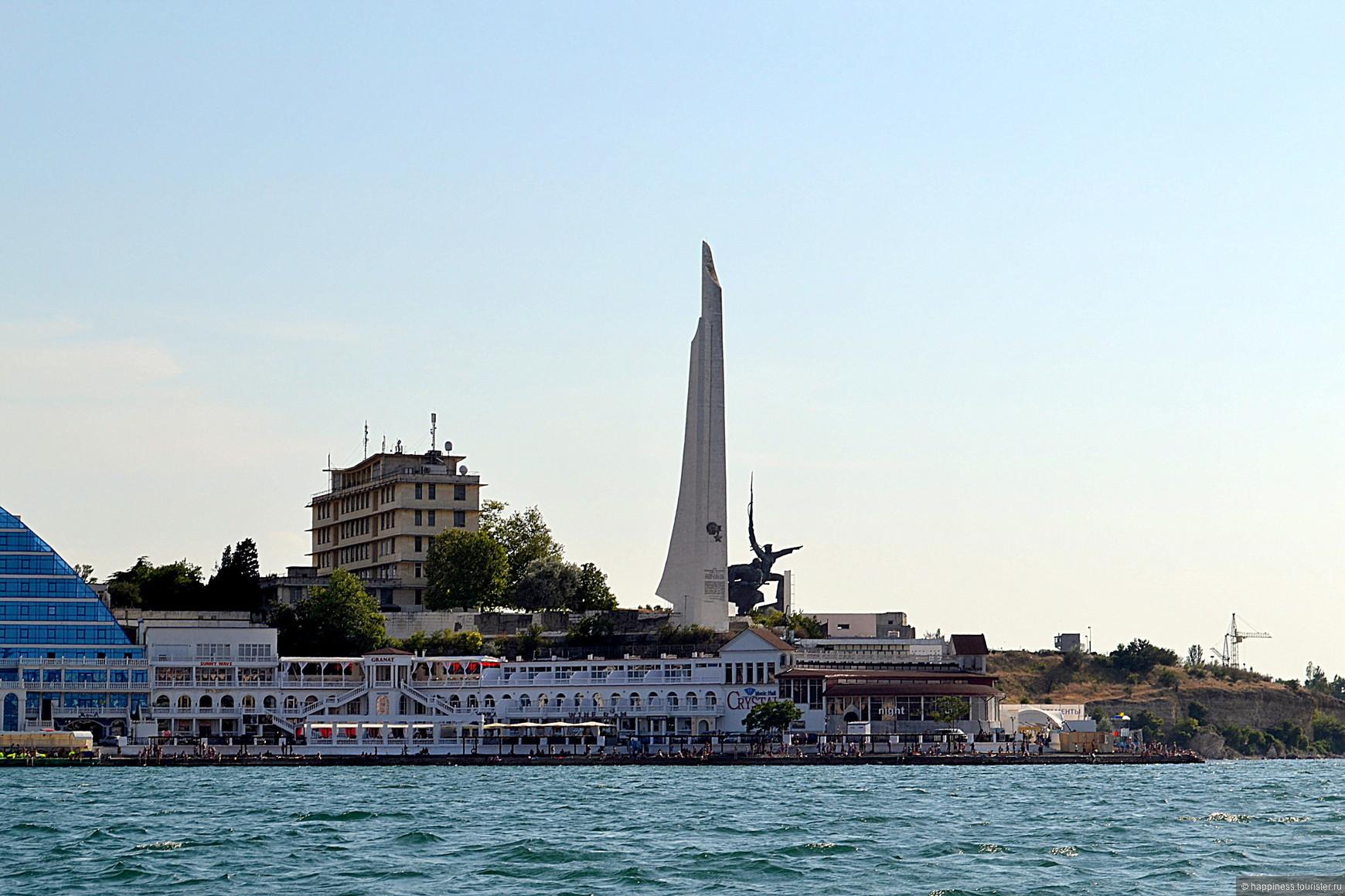 Куда сходить и где погулять в Севастополе