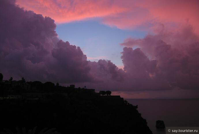 Отдых наАмальфитанском побережье. «Вернись вСорренто!» ©