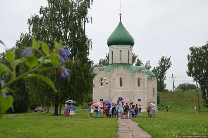 Спасо-Преображенский собор в Переславле-Залесском © Александра Лебедева