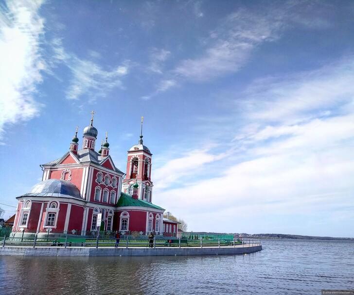 Церковь Сорока Мучеников в Переславле-Залесском © Анна Васильева
