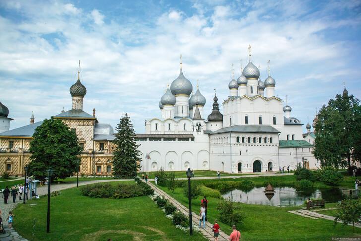 Музей комплекс Ростовского кремля © Иван Кучин