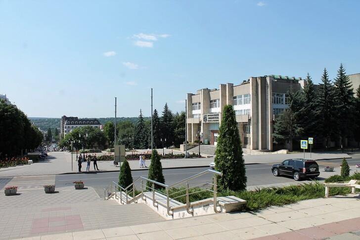 Пятигорская центральная городская библиотека © Ольга