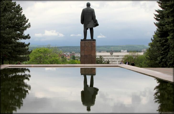 Памятник Ленину в Пятигорске © Дмитрий