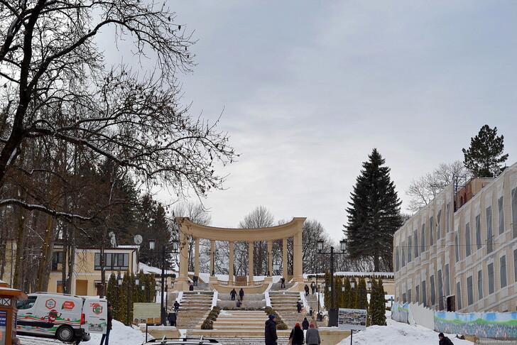 Каскадная лестница, Кисловодск © Магдалина happiness