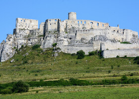 Европейский дневник. Словакия.  Про замок и озеро