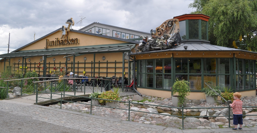 Музей Астрид Линдгрен «Юнибаккен»
