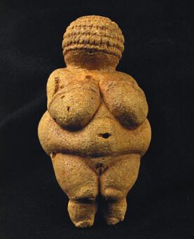 Венера из Виллендорфа. Фото: Wikimedia Commons