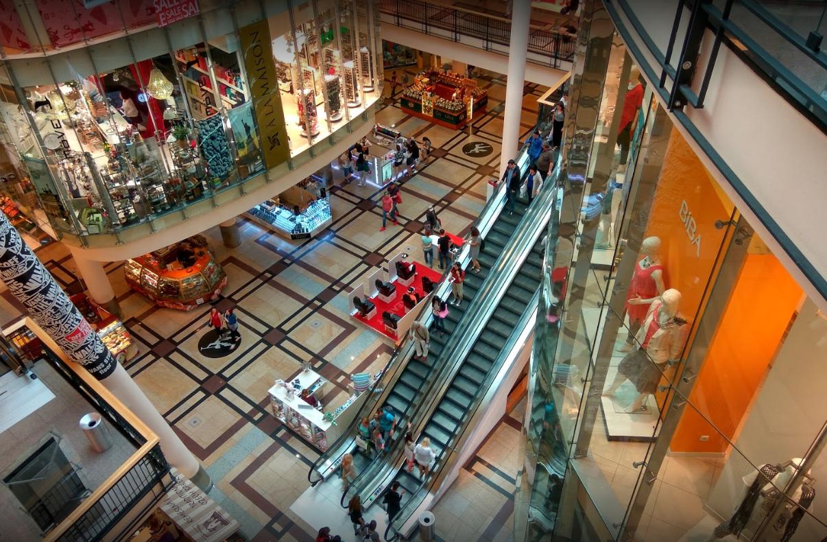 c81c5bbee873 Торговый центр Palladium, Прага (Палладиум). Магазины, фото, видео ...