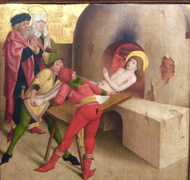 Гид по Бельведеру в трех частях. Часть 1: Нижний Бельведер — душещипательное средневековье и модерн