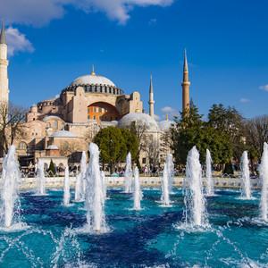 Перекрёсток мира. Зимний Константинополь