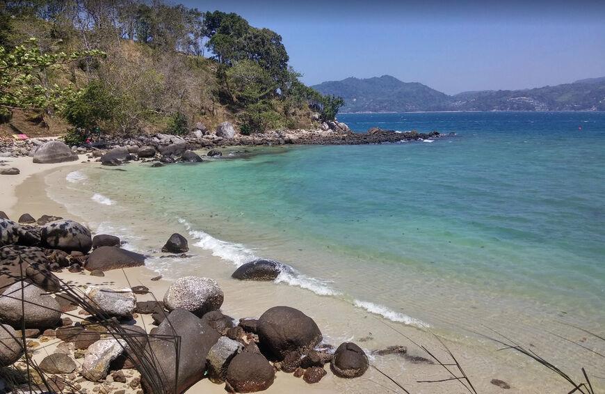 Пляж Патонг на Пхукете - фото отели как добраться