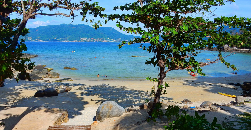 Пляж Парадайз на Пхукете (Paradise Beach Phuket)