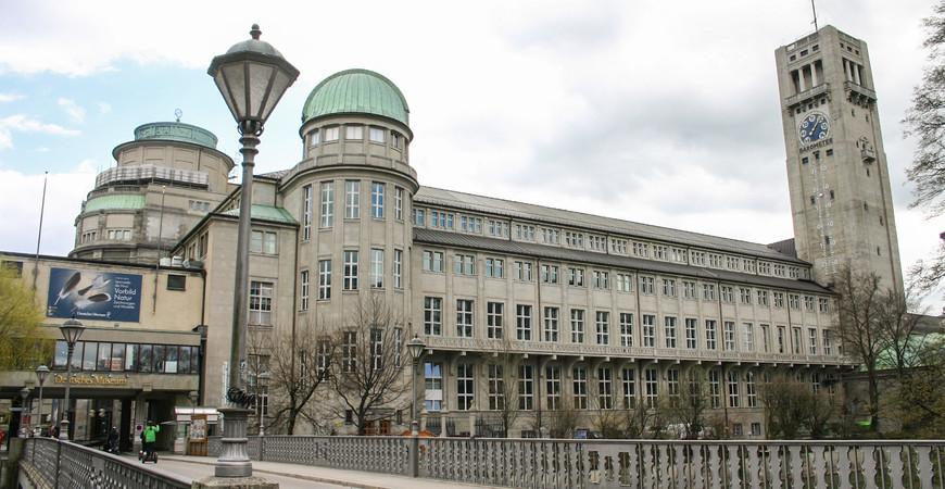 Немецкий музей в Мюнхене (Deutsches Museum)