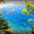 Пляж Coll Baix