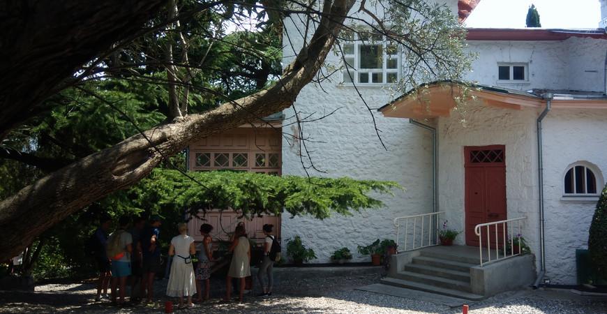 Дом-музей А. П. Чехова в Ялте («Белая дача»)