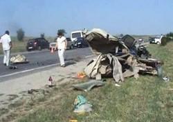 В ДТП в Крыму погибло двое туристов