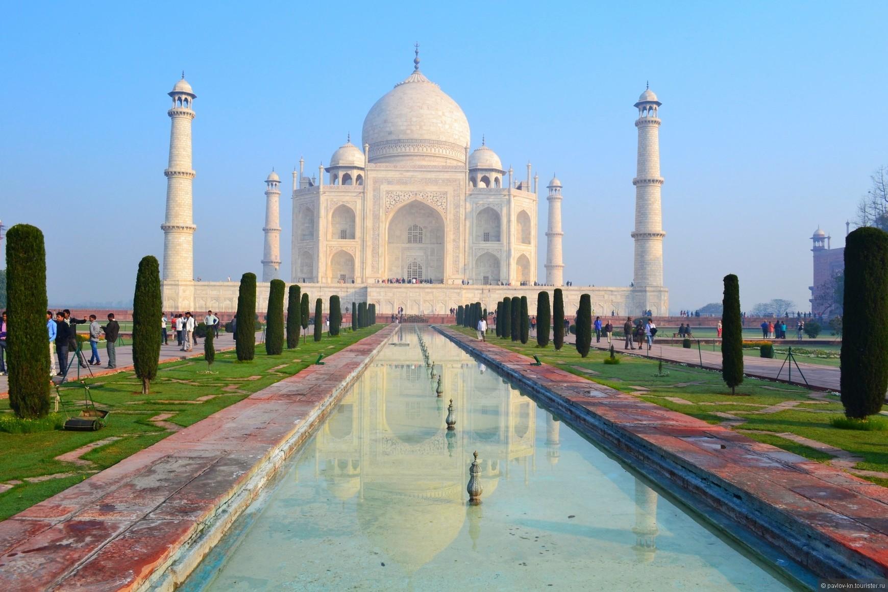 Достопримечательности Индии. Топ-10 уникальных мест