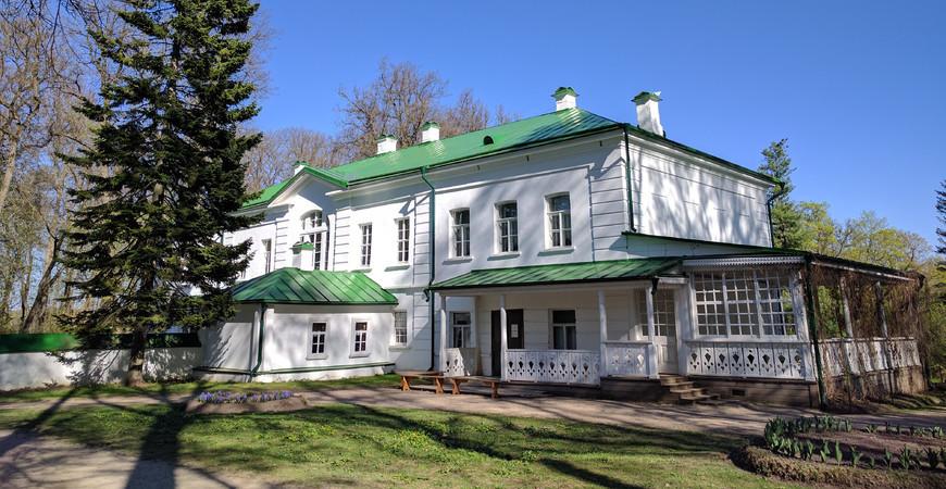 Музей-заповедник Ясная Поляна