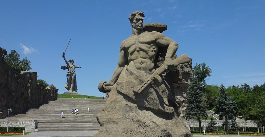 Картинки по запросу В Волгограде есть курган.