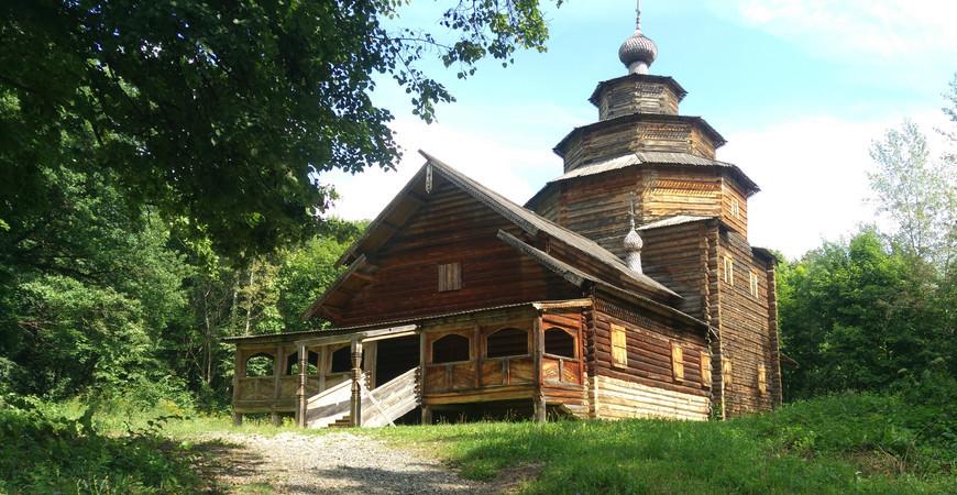 Щелоковский хутор (Музей архитектуры и быта народов Поволжья)
