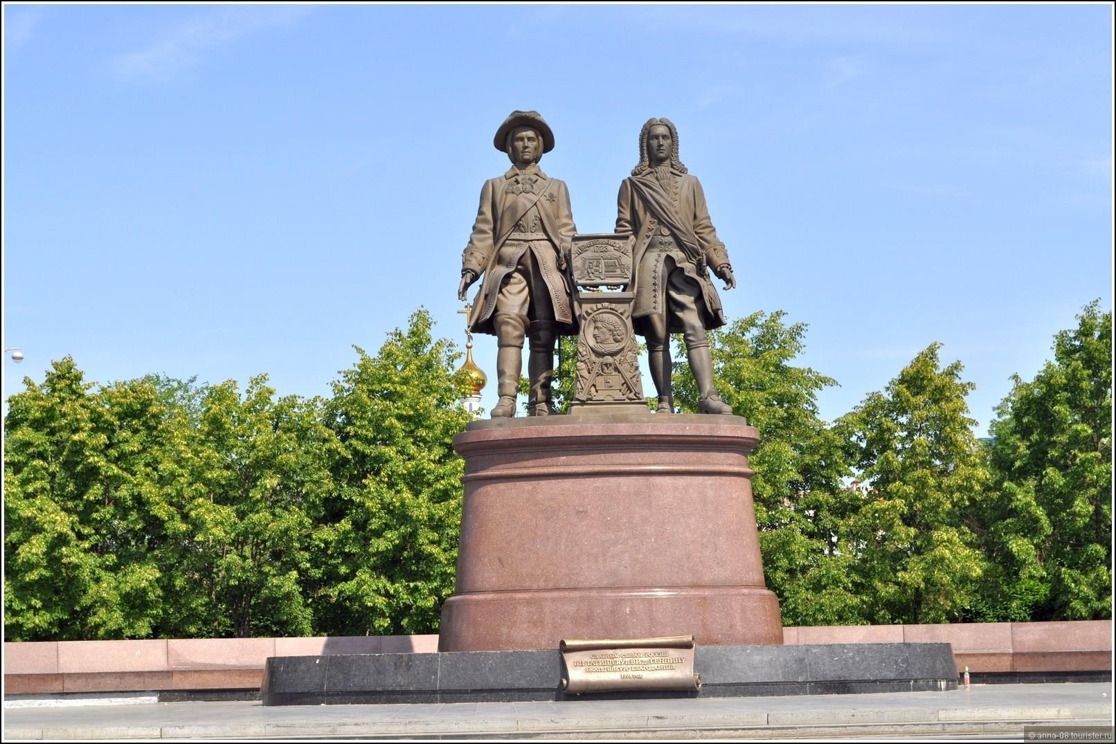 видит памятники екатеринбурга фото и описание убедимся этом сами