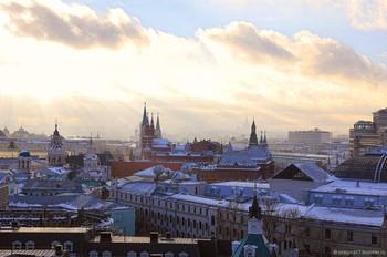 Рейтинг самых популярных направлений России в минувшие зимние праздники