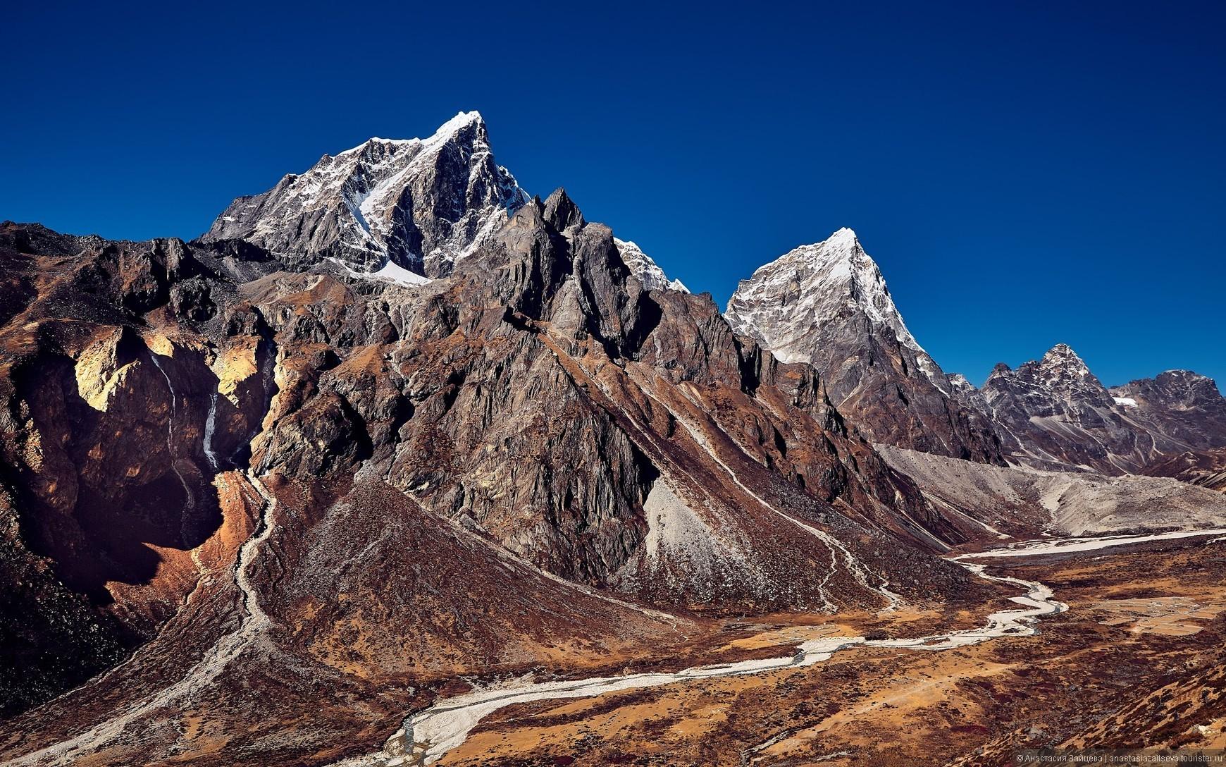 какая гора занимает 4 место по высоте