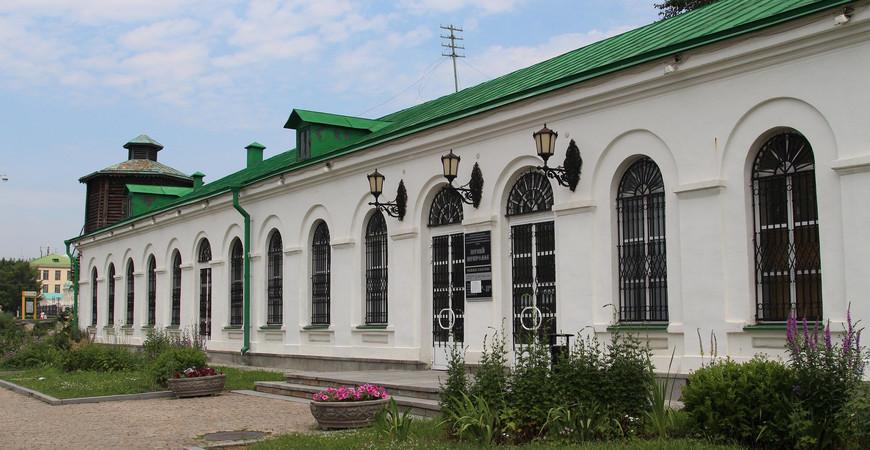 Музей природы Урала в Екатеринбурге