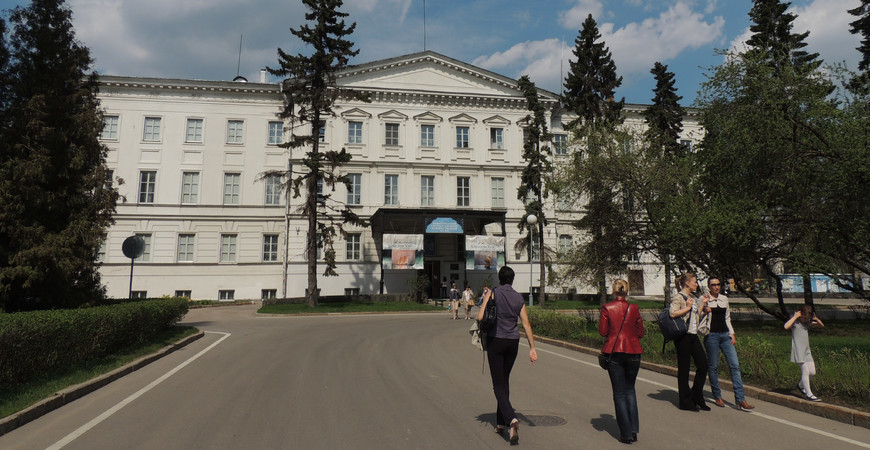Художественный музей в Нижнем Новгороде