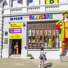 Музей иллюзий и Дом великана в Казани