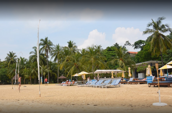 Пляжный клуб «Танджонг»