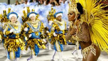 МИД РФ предупредил об ухудшении криминогенной обстановки во время карнавала в Рио-де-Жанейро