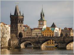 Мэрия Праги представила рейтинг городских достопримечательностей