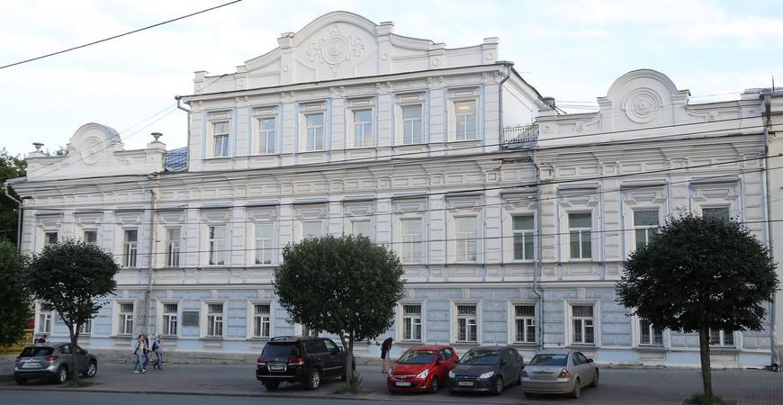 Краеведческий музей в Екатеринбурге