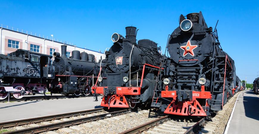 Железнодорожный музей в Ростове-на-Дону