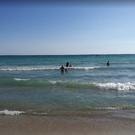 Пляж «Лазурный берег»