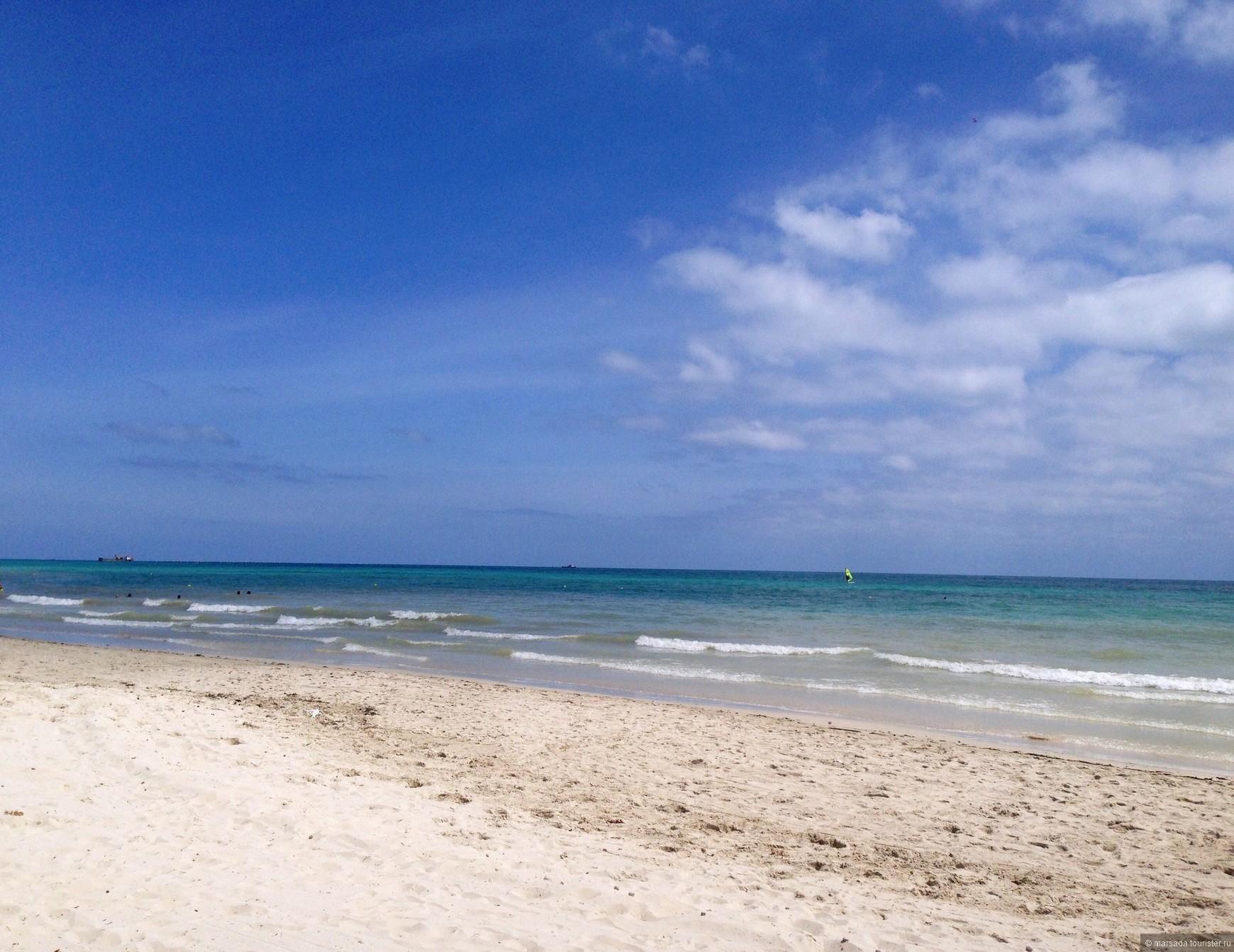 Лучшие Пляжи Туниса с Белым Песком