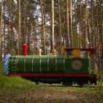Новосибирская детская железная дорога