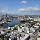 Смотровая площадка небоскреба «Высоцкий»
