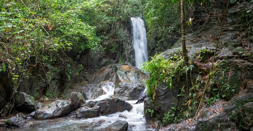 Водопад Банг Пэ (Bang Pae Waterfall)