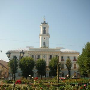Жемчужина Украины — Черновцы