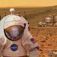 дед марсианит