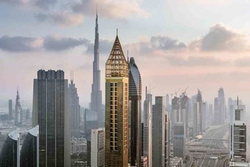 В Дубае открывается самый высокий отель в мире