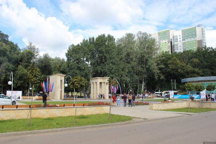 Центральный парк, Воронеж © Shish_ka