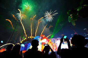 Фестиваль River Hongbao