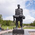 Мемориальный комплекс «Хатынь»