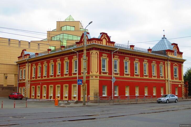 Дом Шиховых-Покровских © Сергей Махинин