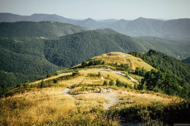 Окрестности Геленджика © Елена Рамус