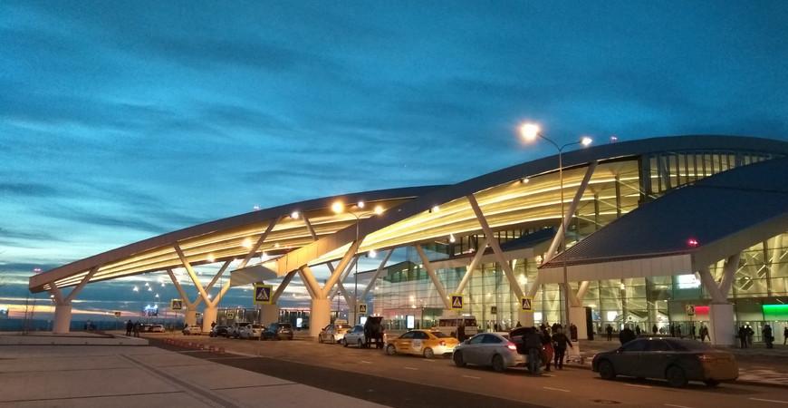 Международный аэропорт Ростова-на-Дону «Платов» имени Матвея Платова