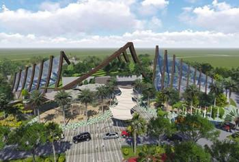 В Дубае открылся большой сафари-парк